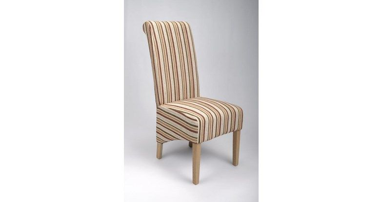 Pair Of Krista Striped Antique Gold Upholstered Roll Back  : pair of krista striped antique gold upholstered roll back dining chairs 2 51854 p from uniquechicfurniture.co.uk size 785 x 415 jpeg 20kB